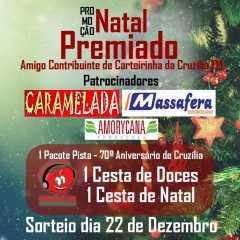 Promoção Amigo Contribuinte - Dezembro